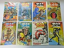 Jon Sable run #1 to #30 all Thirty different books 8.0 VF (1983)