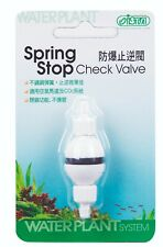 More details for ista spring check valve none return valve for co2 system or aquarium air pump