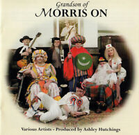 GRANDSON OF MORRIS ON (2002) 21-track CD album NEW/SEALED Ashley Hutchings