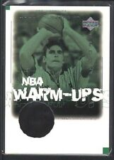 WALLY SZCZERBIAK 2000/01 UPPER DECK ENCORE NBA WARM UPS JERSEY WOLVES SP $12