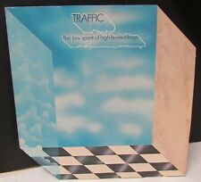 TRAFFIC LOW SPARKS OF HIGH HEELED BOYS PINK ISLAND LABELS VG++