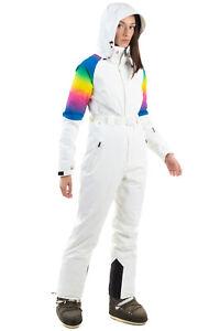 RRP €515 PERFECT MOMENT Ski Suit Size S PRIMALOFT RECCO Waterproof Breathable