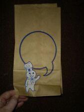 Pillsbury Doughboy Set of 5 paper bags