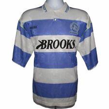 1991-1992 Queens Park Rangers Home Football Shirt, QPR, Brooks, L (Very Good)