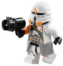 LEGO STAR WARS UTAPAU AIRBORNE TROOPER 212TH CLONE TROOPER 100% LEGO SET 75036
