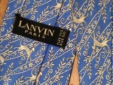 Cravate Lanvin