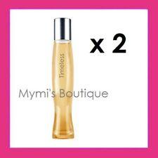 Lot 2 TIMELESS eau x de toilette Avon - parfum floral et chypré