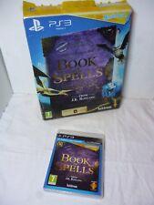 Sony Playstation 3 PS3 Book of spells Miranda Goshawk Wonderbook J K Rowling