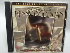 Big Band Collector's Series CD A Tribute to Benny Goodman CD