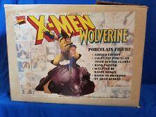 X-Men Wolverine Porcelain Figure