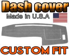 fits 1998-2004 TOYOTA TACOMA  DASH COVER MAT DASHBOARD PAD /  LIGHT  GREY