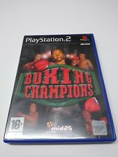 Boxing Champions (PS2) PEGI 16+ Sport: Boxing