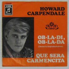 Interprètes Beatles 45 tours Howard Carpendale 1968