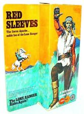 Gabriel Marx Toys THE LONE RANGER RED SLEEVES APACHE Action Figure MISB`75 RARE!