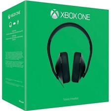 Auriculares negros Microsoft para consolas de videojuegos