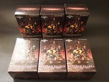 KINGDOM HEARTS Formation Arts Vol. 3 Complete Set Disney Square Enix From Japan