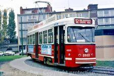 Original Dia Slide Straßenbahn Tram Tramway MIVA Antwerpen 2022 België 70s