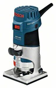 Bosch Kantenfräse GKF 600 mit L-BOXX 060160A102