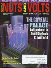 Nuts and Volts Magazine June 2015 An Experiment in Serial Bluetooth Control