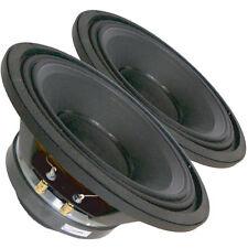 "Pair Radian 5210 2-Way Coaxial Fullrange Speaker 10"" 16 ohm 375 W Replacement"