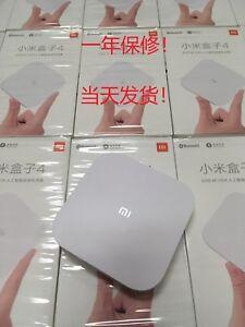 2021年小米盒子Xiaomi Mi TV Box 4s美国当地破解版 人工智能语音控制 永久翻墙 小米自带内容可看 69个国家电视直播 洛杉矶当天发货 免运费