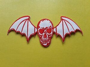 Avenged Sevenfold Patch Embroidered Iron On Or Sew On Badge