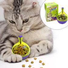 Multi Vet Interactive Cat Toy Kitty Kitten Slim Cat Feeder Ball Toys Funny
