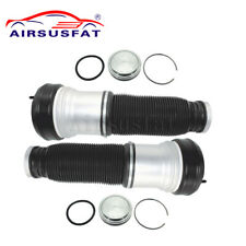 Pair for Mercedes S-Class W220 Front Air Suspension Air Spring Bag 2203202438