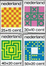 Netherlands 1019-1022 (complete issue) unmounted mint / never hinged 1973 Gesell