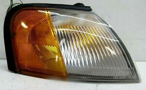Toyota Paseo Right Corner Light Lens Lamp EL40 EL44 Turn Signal Amber 92-95 oem