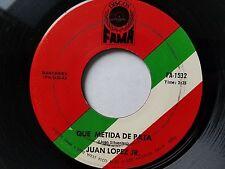 Juan Lopez Jr - que Metida de Pata / Aguanta Corazon 21.3ms Ranchera