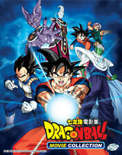 Dragon Ball Movie Collection DVD (20 Movies) with English Dubbed