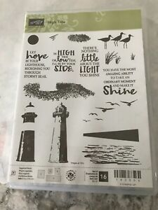 Stampin' Up! High Tide  retired