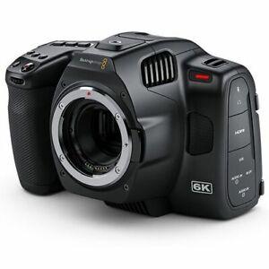 627622  Blackmagic Pocket Cinema Camera 6K Pro,  vom Fachhändler!