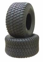 20 x 8.00-8 (Set of 2)  AirLoc P332 M/T Turf Lawn and Garden Tires 6 Ply NEW