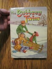 1950 Bobbsey Twins Merry Days Indoors and Out Hardcover by Laura Lee Hope