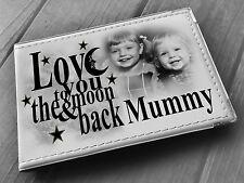 Personalised photo album, Memory book, Love you Mummy birthday christmas gift