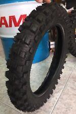 """Gomma Pneumatico Cross 90/100-14 Posteriore X Pit Bike mini Cross Ruote 14"""" 17"""""""