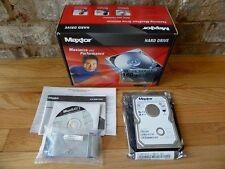 Maxtor 160GB PATA/133 internal hard drive Retail Kit SN:Y46WA1DE