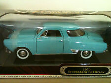 2001 ROAD SIGNATURE '50 STUDEBAKER DIE CAST 1:18 HAND MADE