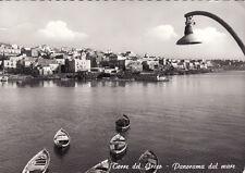 #TORRE DEL GRECO: PANORAMA DAL MARE