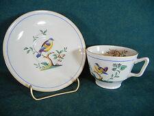 Spode Queen's Bird Queens Bird Fine Stone Cup and Saucer Set(s)