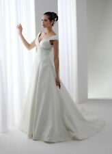 New Knightly Wedding Dress Style DA8198 US12 champagne