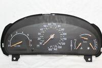 Speedometer Instrument Cluster 00 01 SAAB 9-3 9-5 Dash Panel Gauges 185,000 Mile