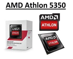 AMD Athlon 5350 Quad Core Processor 2.05 GHz,Socket AM1, 25W CPU