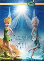 Dvd Walt Disney «TRILLI ♥ E IL SEGRETO DELLE ALI» nuovo sigillato slipcase 2012