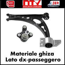 BRACCIO SOSPENSIONE COMPLETO LATO DX-PASSEGGERO VW art.21420