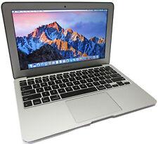 "Apple MacBook Air 4,1 11"" Core i5-2467M 1.6GHz 256GB SSD 2GB Mid-2011 A1370"