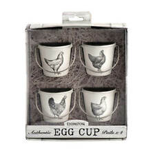 Eddingtons Vintage Hens Set Of 4 Egg Cups
