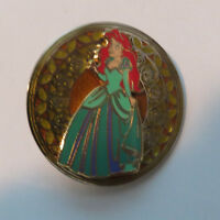Disney WDW - Stained Glass Princess Series Ariel Pin